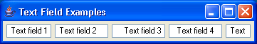 TextField Example
