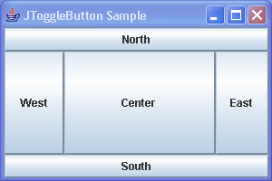 Simple ToggleButton Sample