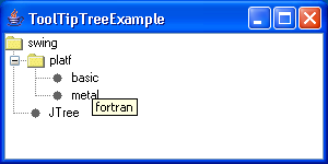 ToolTip Tree Example