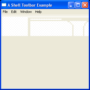 Toolbar Shell Example 2