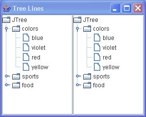 Tree Lines