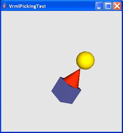 Loading a VRML file