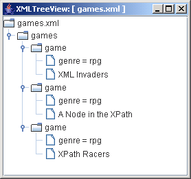 XML Tree View