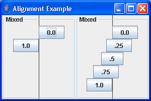 Component Alignment