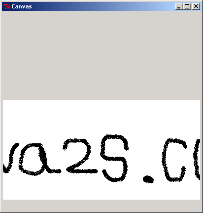 Draw gif image