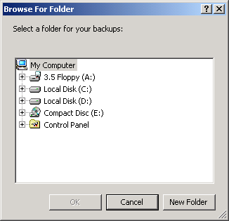 Common Dialog: FolderBrowser, Print, Color, Save, Open, Font Dialog