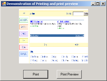 Print preview your document before print