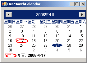 Start with the selected Date Range