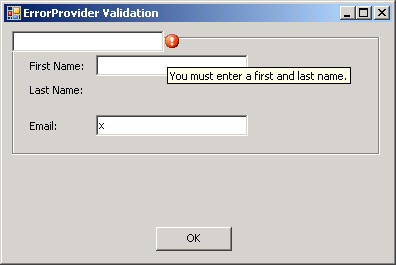 TextBox validation: validate in Validating Event