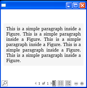 Add Figure into a Paragraph