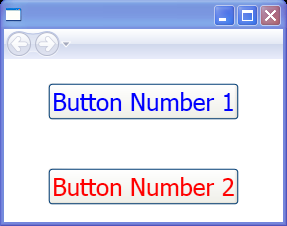 Button Based On Style with Target Type