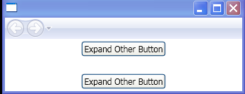Enlarge Buttons In Xaml