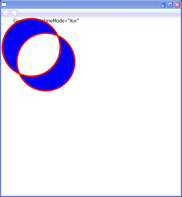 GeometryCombineMode = Xor