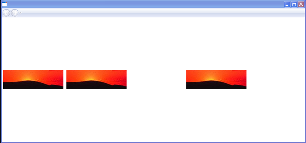 Load image in your code and add to grid
