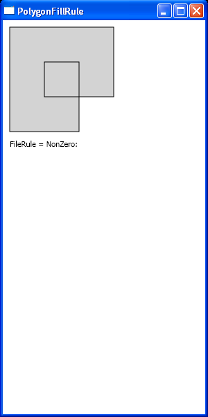 Polygon FillRule=Nonzero