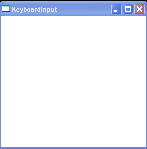 Reading individual key state with Keyboard.IsKeyDown