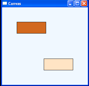 Use Canvas coordination