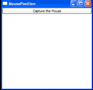 Use Mouse.Capture to let a Control capture an event