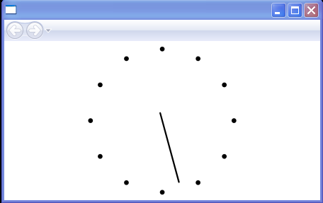 Xaml Clock