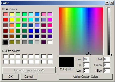 ColorDialog.FullOpen = true