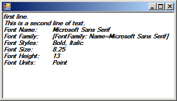 RichTextBox: Multiline