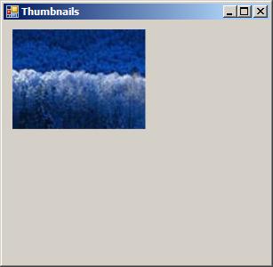 Thumbnail Image Creation