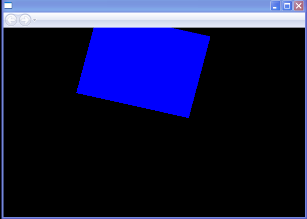 WPF Animation Rotate Transform3 D