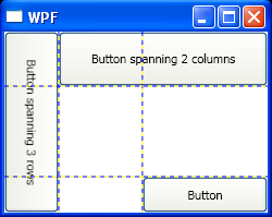 WPF Arrange U I Elements In A Grid
