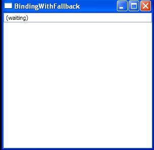 Async binding