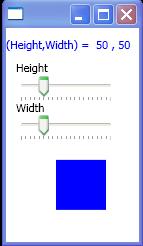 Bind Slider value to TextBlock