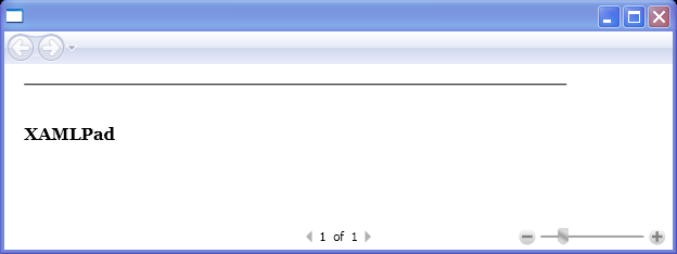 Bold text in Flow document