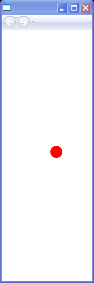 Bouncing Ball with DoubleAnimation