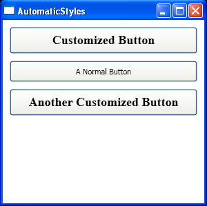 Button style as Window resource
