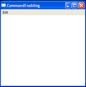 Command Enabling