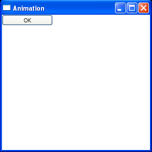 Create DoubleAnimation and Animate a Button with Button.BeginAnimation and Button.WidthProperty