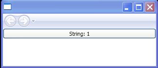 DateTemplate for String