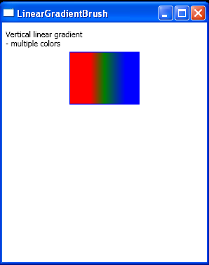 Diagonal linear gradient - multiple colors