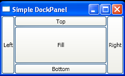 Docking left and right before top and bottom