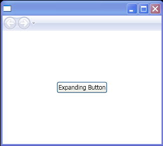 Enlarge a Button with Xaml