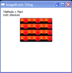 Image TileMode = FlipX
