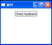 WPF Keyboard Is Key Toggled