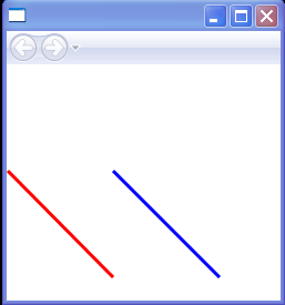 WPF Line Geometry Demo