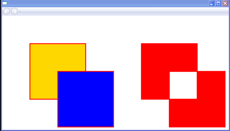 Overlapping Rectangles
