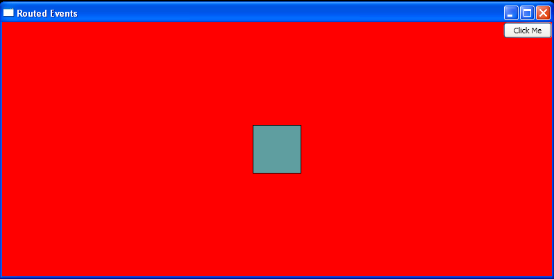 Rectangle mouse down preview