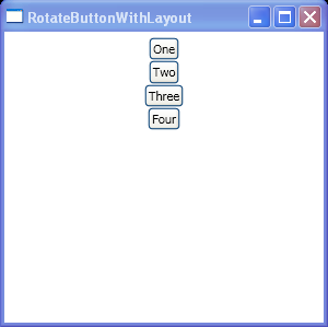 WPF Rotate Button Animation