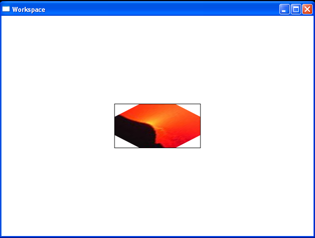 WPF Rotate Transform An Image Brush