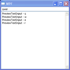 WPF Scroll Text Box