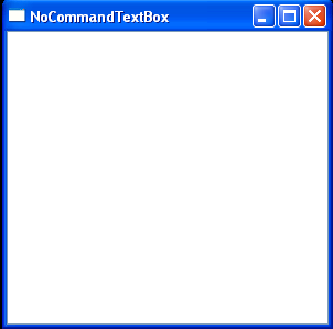 Set TextBox ContextMenu to null