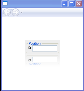 Simulating a reflection with VisualBrush