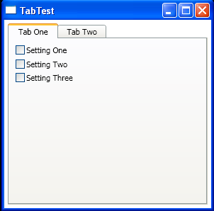 Tab Test